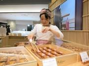 京都駅地下街「ポルタ」、リニューアルエリア好調 洋菓子が地元客の心つかむ