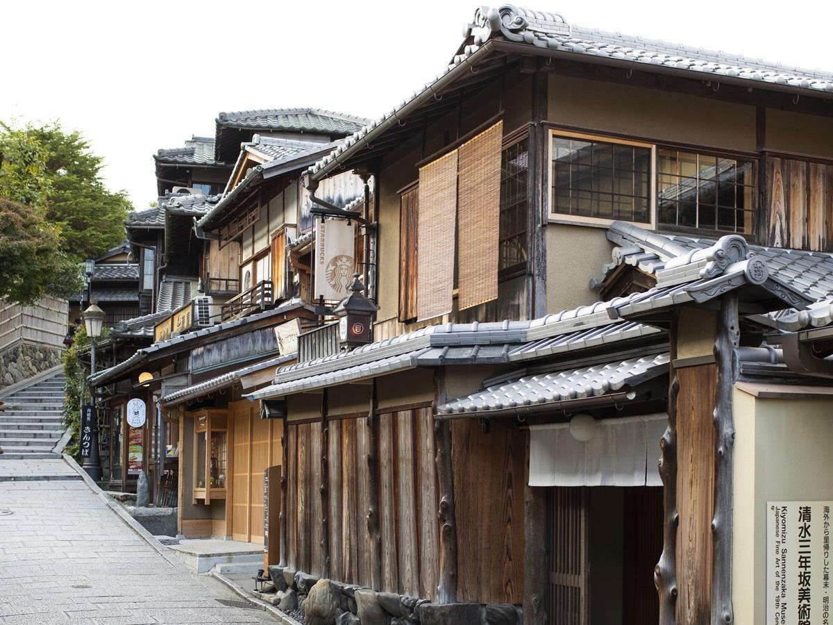 京都景観賞を受けたスターバックスコーヒー京都二寧坂ヤサカ茶屋店