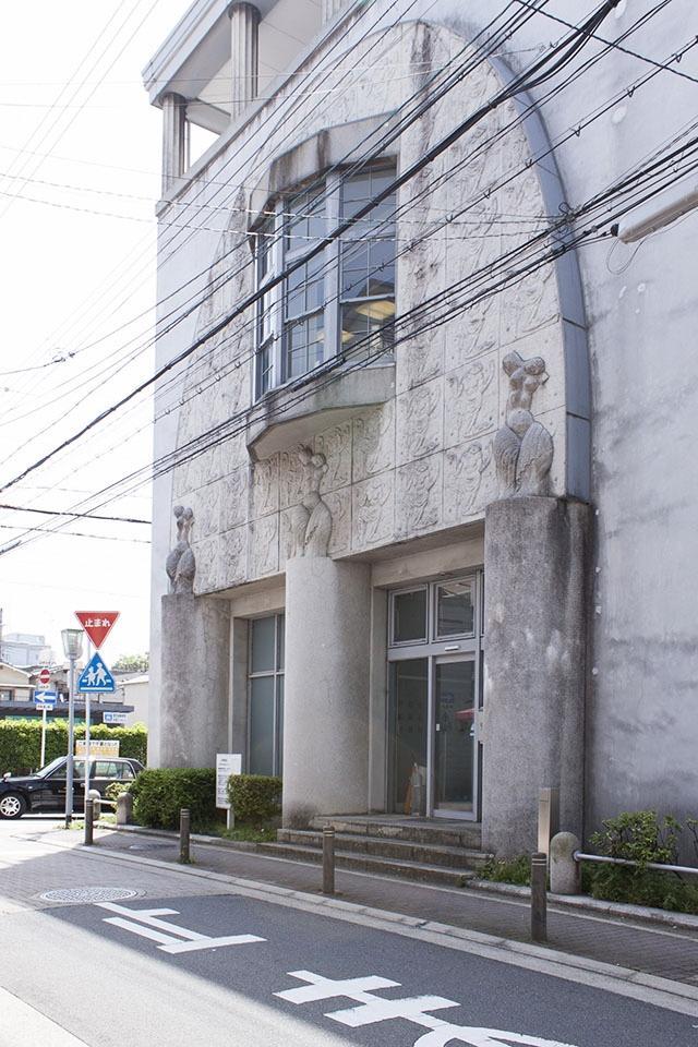 会場となる「Impact Hub Kyoto」(旧「京都中央電話局西陣分局」)