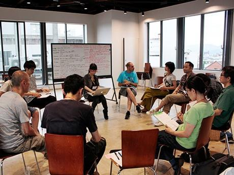 会場のImpact Hub Kyoto