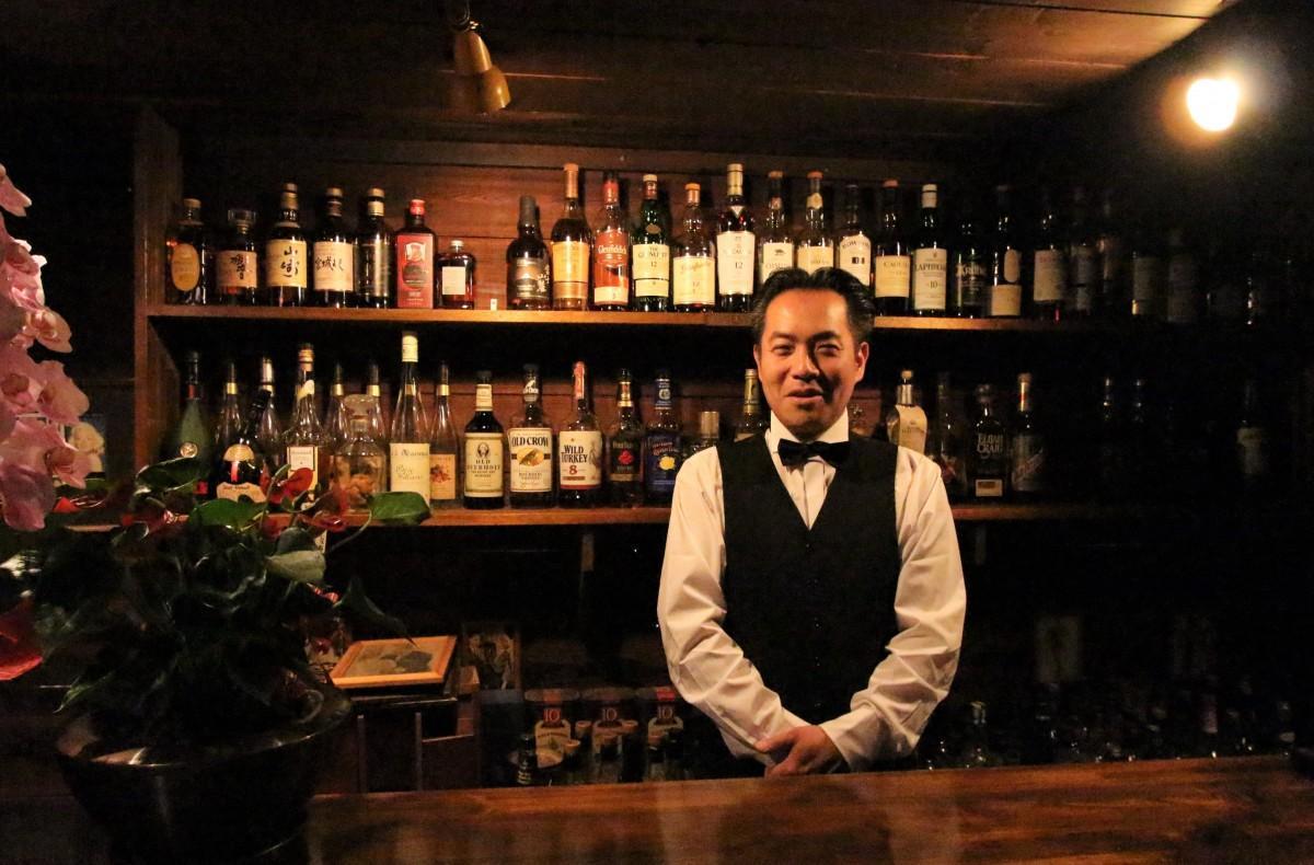 2代目店主の吉田徳之さん