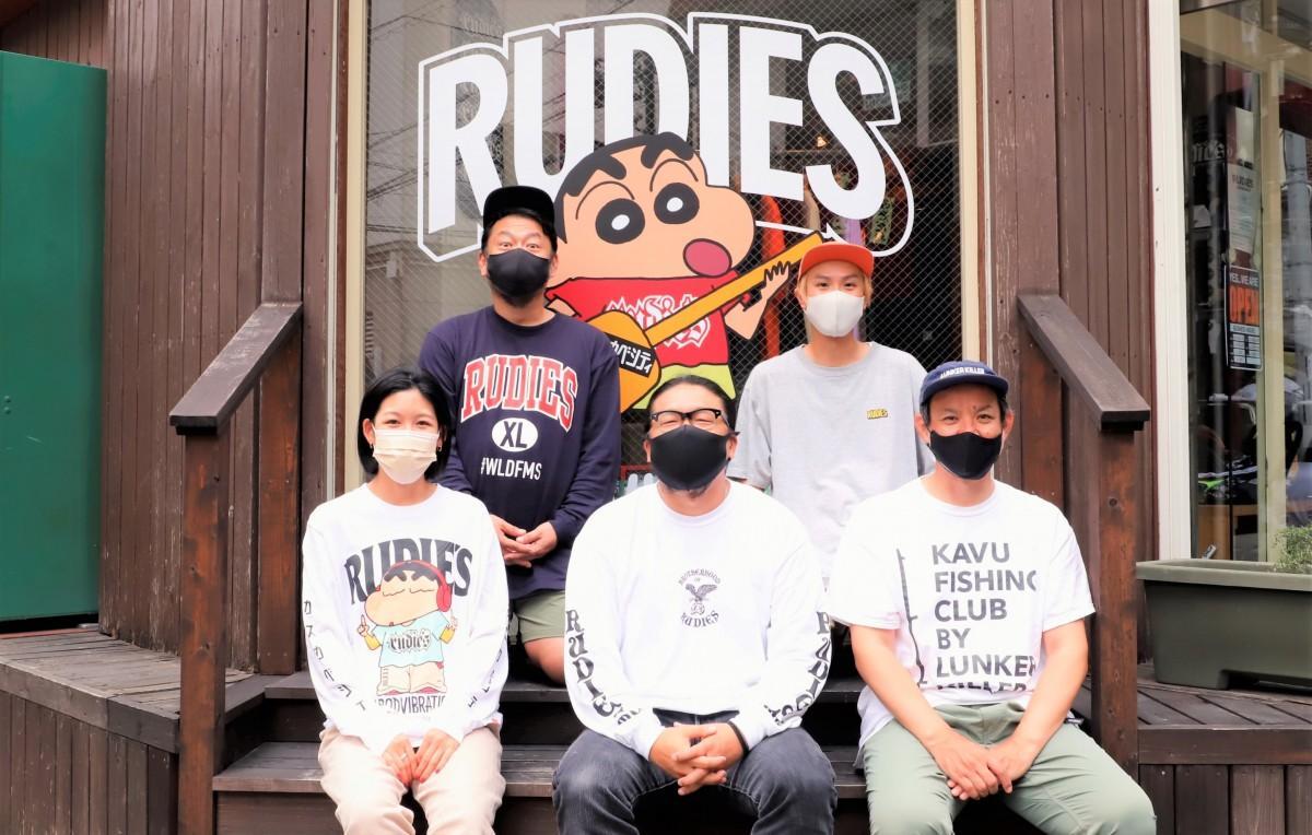 (左上から)サトシさん、清水正弘さん(左下から)片柳かれんさん、片柳豊さん、斎藤輝彦さん