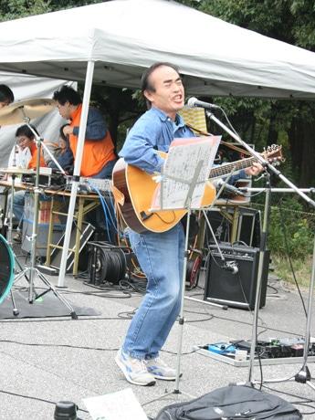 水元公園で音楽イベント「WAKATEフェスタ」-フリーマーケットも