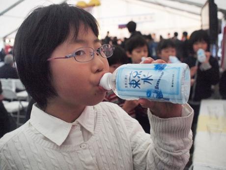 金町浄水場で高度浄水システムお披露目-都内250万人に「おいしい水」提供
