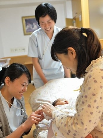 葛飾の産婦人科に「産後ケアセンター」-産後の入院・母乳外来・ヨガなど