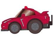 映画「あぶない刑事」に登場する日産車がミニカーとチョロQに