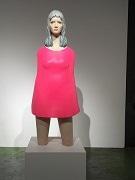 葛飾・堀切のギャラリーで彫刻家・松本崇宏さん個展 完成に1年かけた力作も