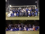 葛飾のサッカーチーム南葛SC 東京都社会人2部リーグ、初年度2位で終了