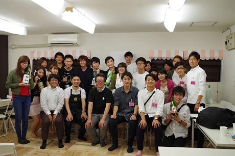 東京理科大の学生と金町の地酒専門店、亀有で日本酒試飲イベント