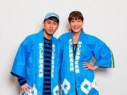 葛飾・納涼花火大会のポスターに初のタレント起用 かつしか観光大使が活躍