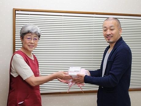 葛飾・上平井幼稚園へ企業がはがき寄贈 子どもたちの「ありがとう」を手紙に