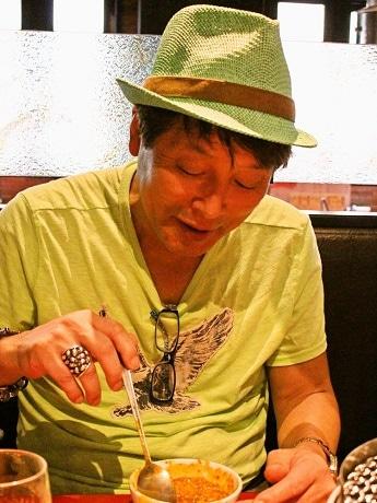 亀有の飲食店2店が限定「外道麺」 漫画家・平松伸二さんとコラボ