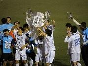 葛飾のサッカーチーム南葛SC 来期、社会人1部リーグへ昇格決定