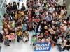 タカラトミーでファミリーデー およそ160人が「一日社員」で職場体験