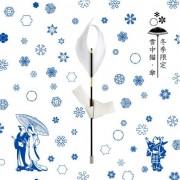川越ネットショップ発「矢文レター」、冬限定デザイン発売へ