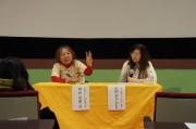 川越スカラ座で動物愛護トークショー 山田あかねさん「できることから少しずつ」