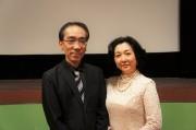 川越スカラ座で無声映画「第七天国」上映会 新垣隆さん、即興で生伴奏