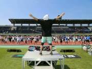 川越運動公園でスポーツ体験イベント「EXPARNA大運動会」 競技通じ輪広げる