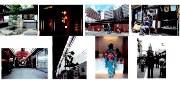 川越の和菓子店で「連雀町写真展」 昭和の街並みを地元民が撮影