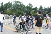 川越で自転車オリエンテーリング「CYCLOG」 チェックポイント巡り獲得点数競う