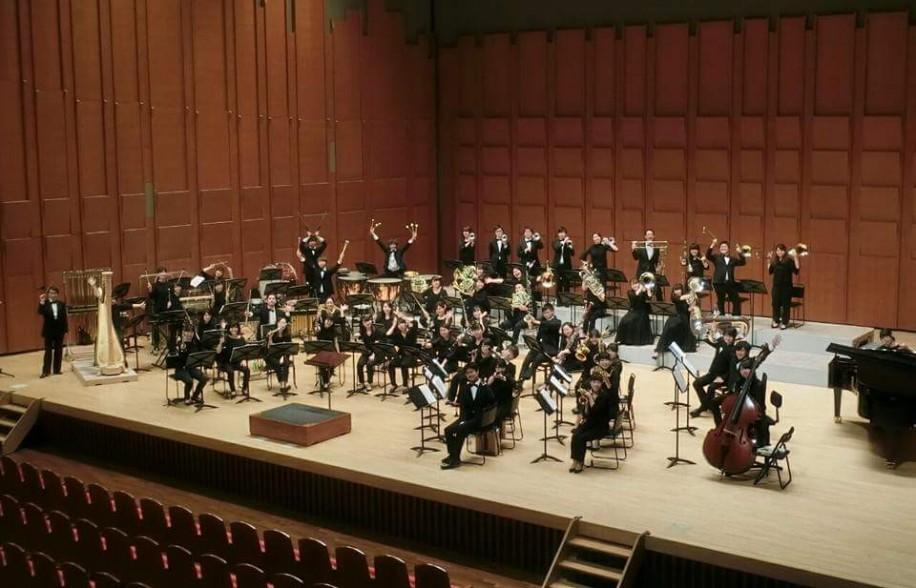 ウエスタ川越で「ルビコンシンフォニックバンド」の吹奏楽コンサート