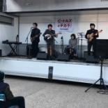 川越・尚美学園大学で東北「復興」ツアーライブ ビートルズ曲中心に