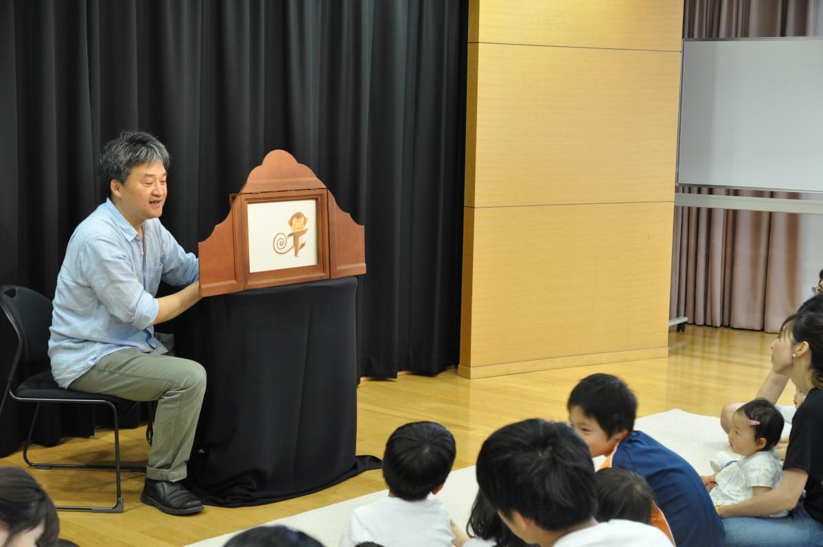 橋口英二郎さんの紙芝居