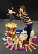 川越に「トリック3Dアート」ミュージアム オリジナル作品など30点
