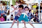 川越でこども相撲大会 国技通じ青少年行事、市民から熱いエールも