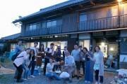 坂戸でホタル鑑賞会 築120年の古民家で