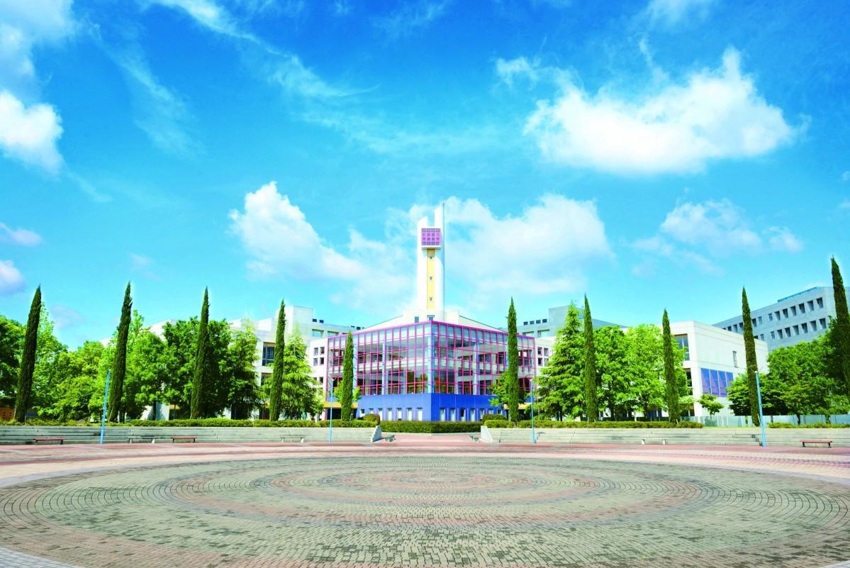 尚美学園大学キャンパス