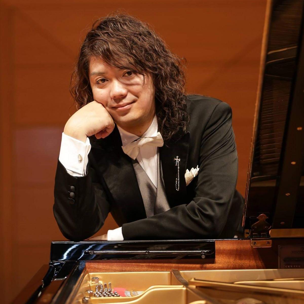 ピアニスト・作曲家の山田隆広さん