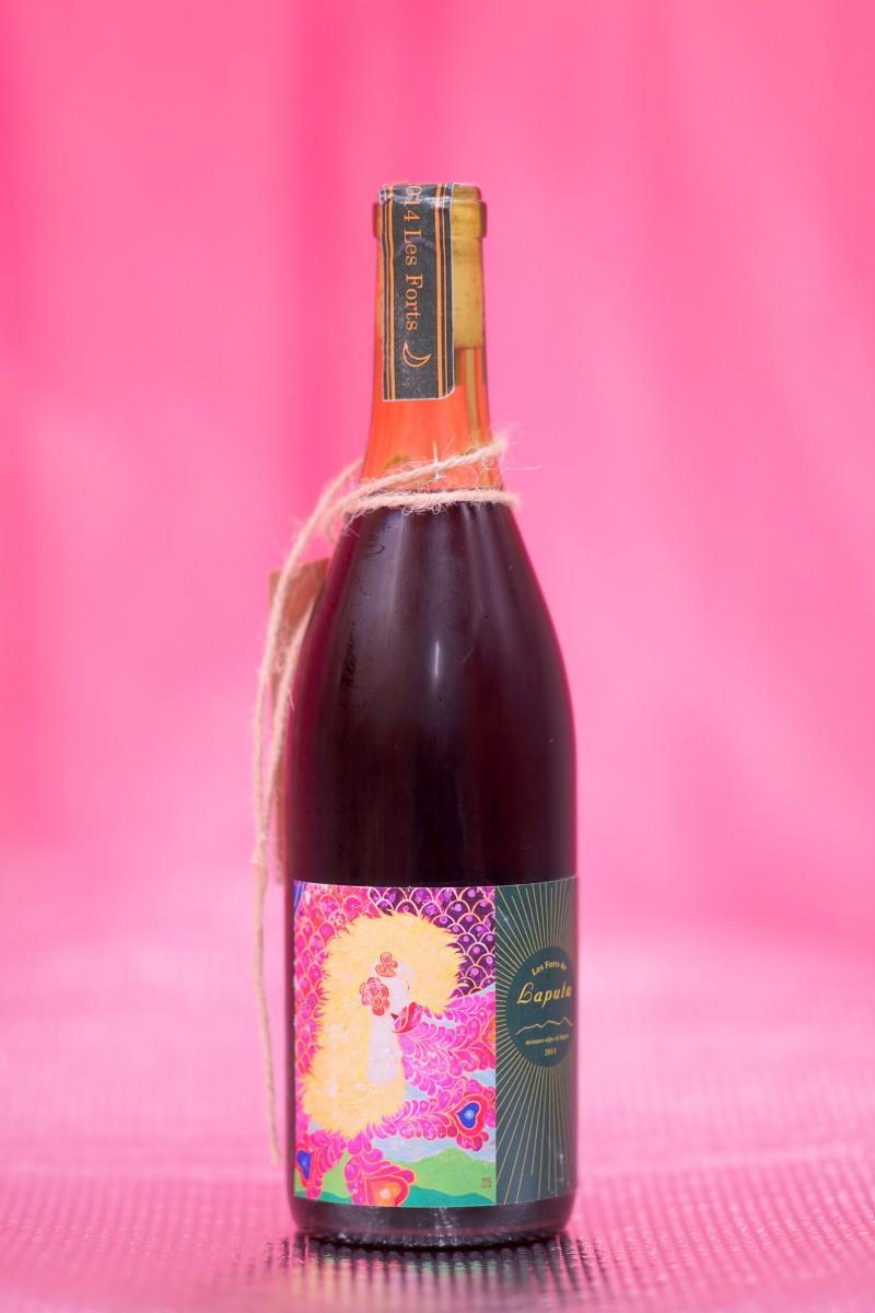 「ドメーヌヒデ」のワイン