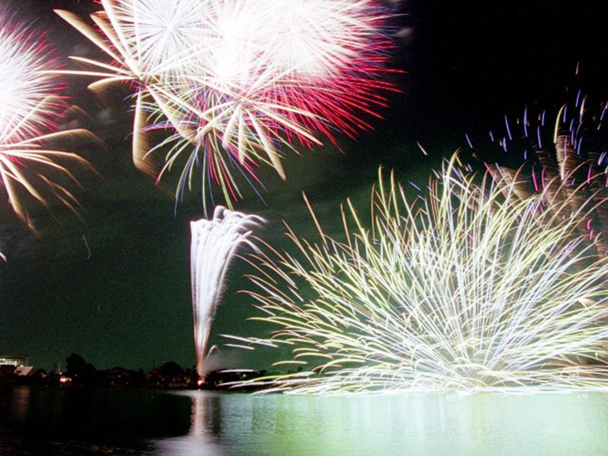 過去の小江戸川越花火大会