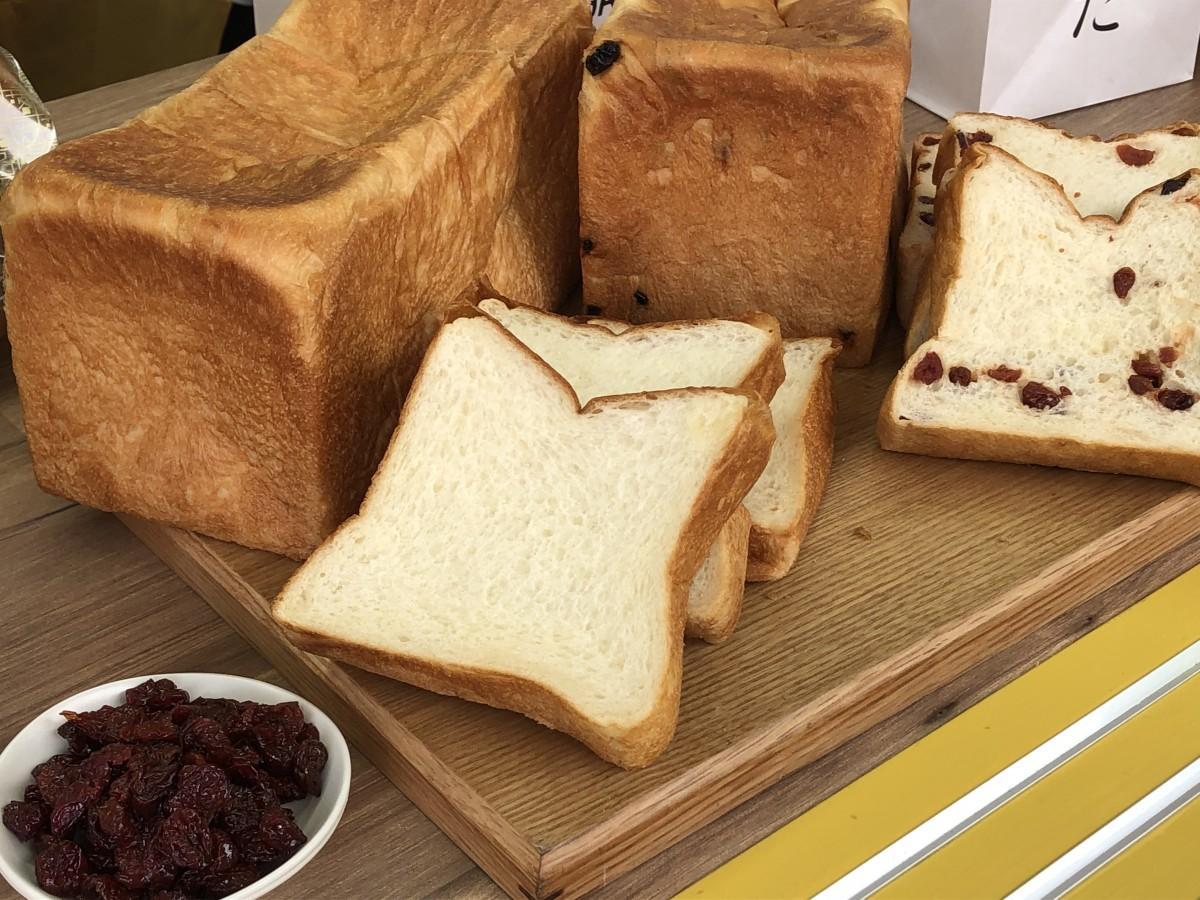 食パン専門店「アゴが落ちた」の食パン