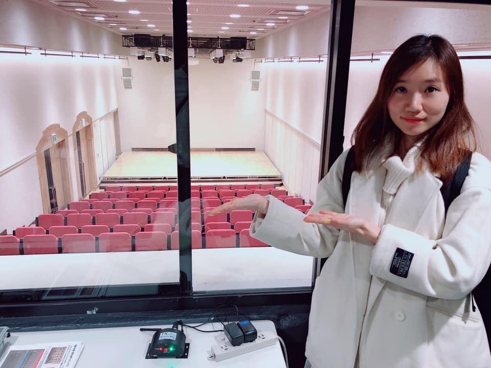 上映会場となるレンタルホール「スペース・セブン」(川越駅前アトレマルヒロ内)