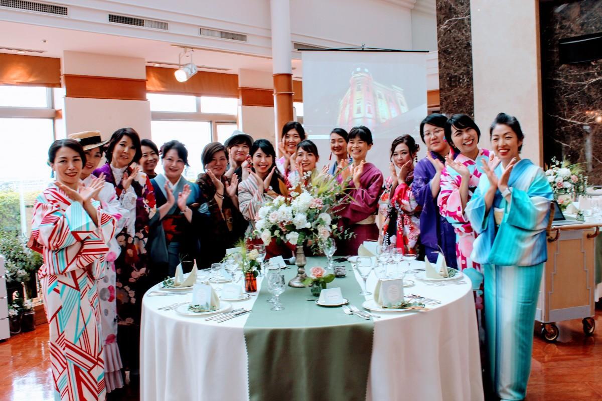 「川越女子オシゴトの縁結び」コミュニティーのメンバー