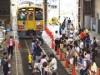 西武鉄道「南入曽車両基地 電車夏まつり」 電車と綱引き企画やグッズ販売など