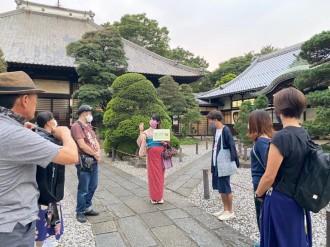 川越プリンスホテルが日本の習わしを謎解く「神社・お寺体験ツアー」
