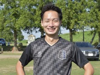 「COEDO KAWAGOE F.C」GMに元Jリーガー寺田一太さん 川越からJリーグ目指す
