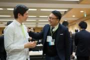 武蔵小杉で「就職フェスタ」 地元で活躍したい学生ら55人が社長と面談