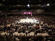 川崎で大相撲巡業 地方ならではの取組「宇良関VS猫ひろしさん」も