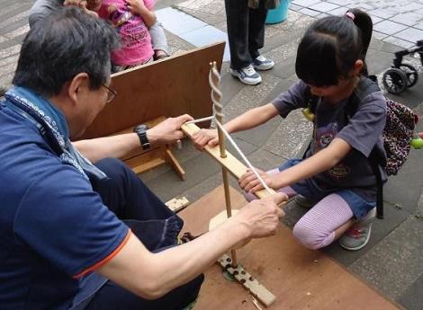 武蔵小杉で「古代の火おこし」体験 リニューアルした市民ミュージアムで