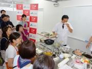 川崎で学校栄養士が調理実習会 市内中学校完全給食化に向け意見交換