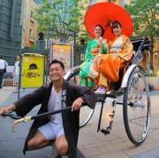 川崎のホテルで和装体験 外国人観光客ターゲットに