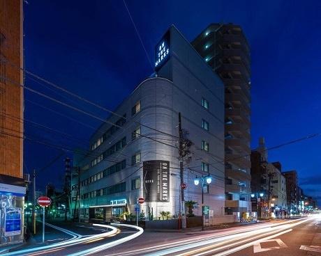 小川町のランドマーク的な存在になった「Hotel ON THE MARKS」