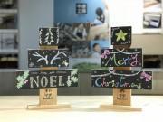 グランツリー武蔵小杉で木育イベント 「木の香りのするツリー作り」