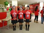 川崎の高校生、「市歌を歌おう」と呼び掛け とどろきアリーナ・バスケ試合会場で