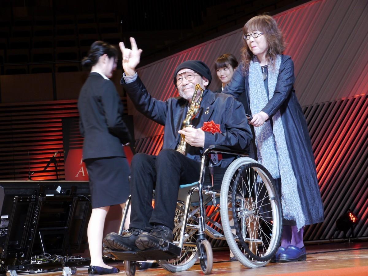 「花筐/HANAGATAMI」で日本映画大賞を受賞した大林宣彦監督