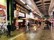 川崎・銀柳街で公共空間を活かしたマルシェ 川崎野菜の販売も